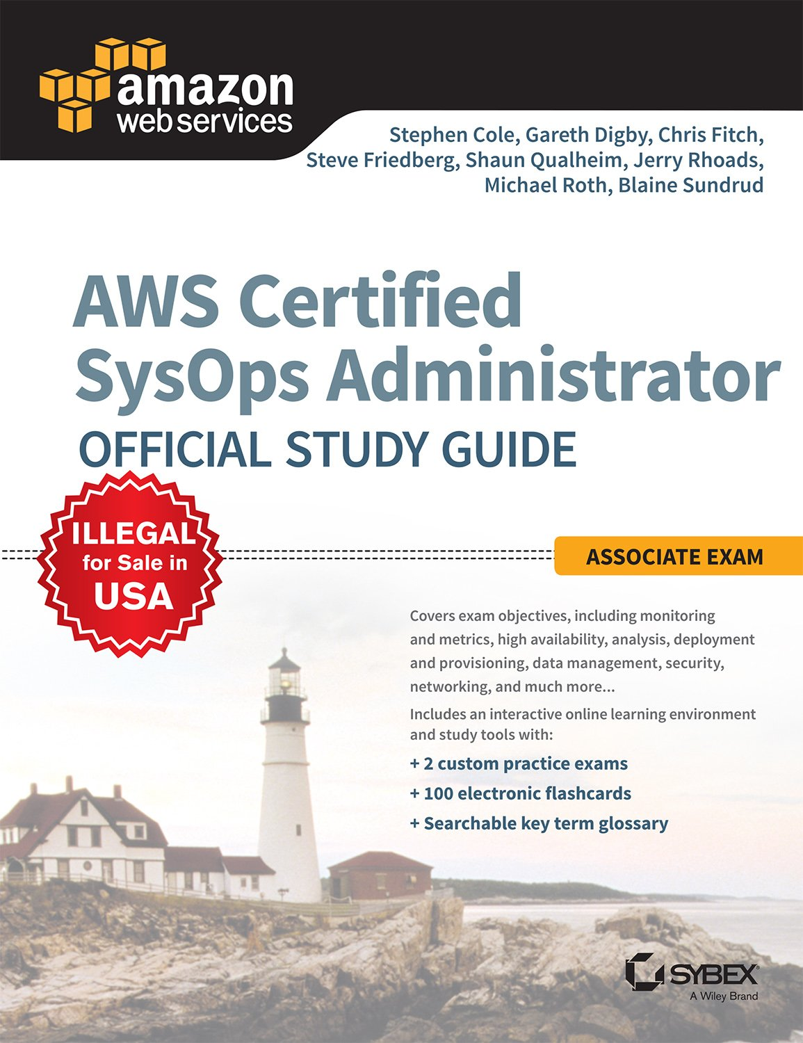 Aws certified sysops administrator official study guide gareth aws certified sysops administrator official study guide gareth digby chris fitch steve friedberg shaun qualheim jerry rhoads stephen cole 1betcityfo Image collections