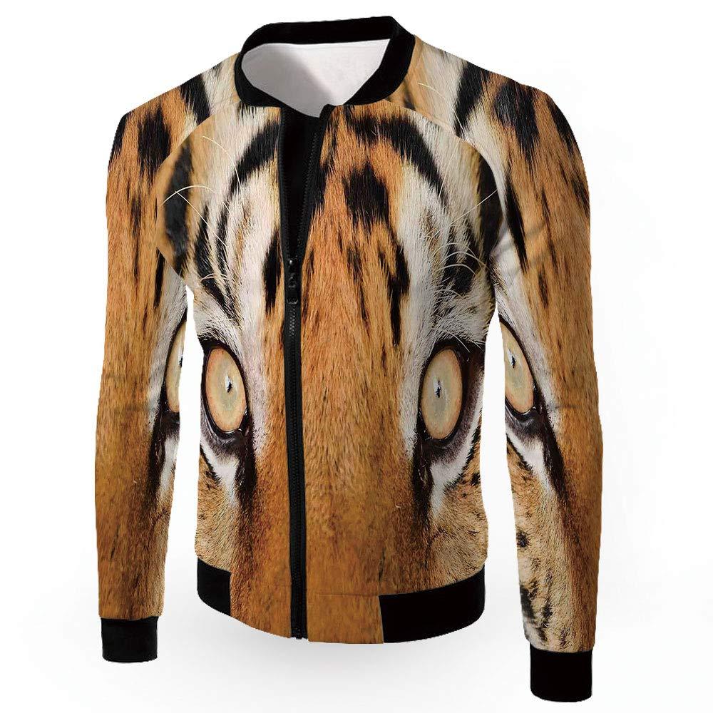 1c3b62625 Multi11 Large iPrint Jackets Coats,Safari,Men's Lightweight Zipup Windproof  Windbreaker Jacket,Tige
