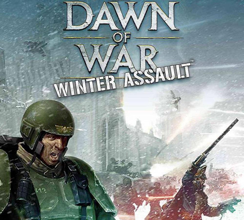 Warhammer 40000 Dawn of War - Winter Assault Gameplay Screenshots