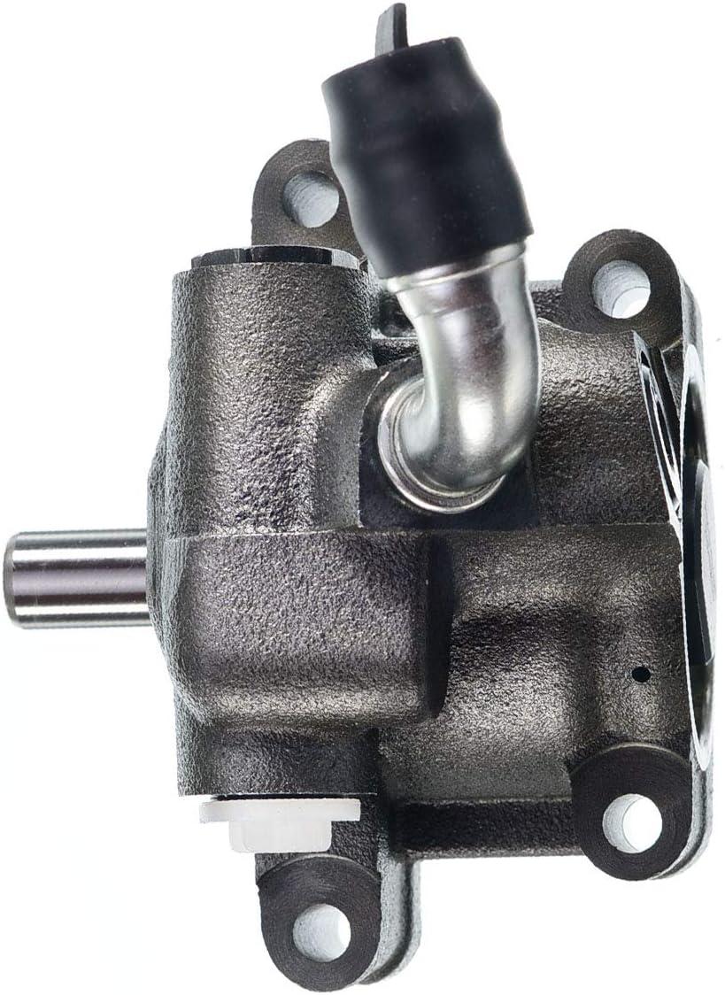 A-Premium Power Steering Pump Replacement for Ford E-150 E-250 E-350 E-450 Super Duty 2007-2010