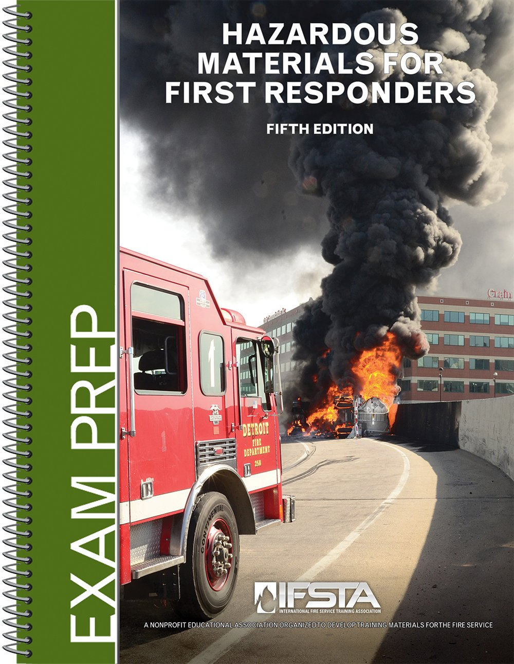 Hazardous Materials for First Responders 5th Edition Exam Prep:  International Fire Service Training Asscoaitation: 9780879396145:  Amazon.com: Books