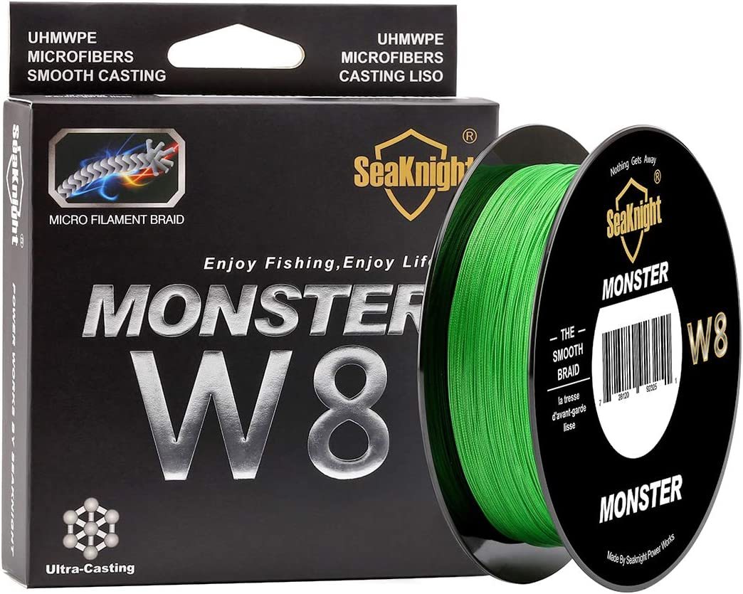SeaKnight Monster fishing line for lightweight reels