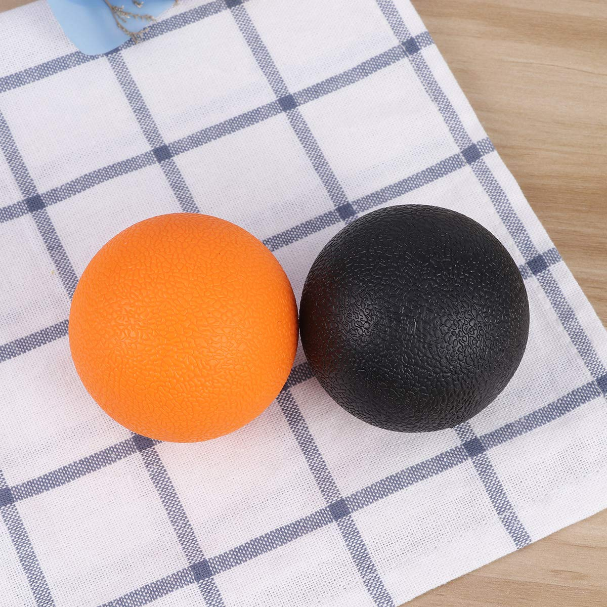 LIOOBO Trigger Point Massage Ball Therapy y Equipo de Auto ...