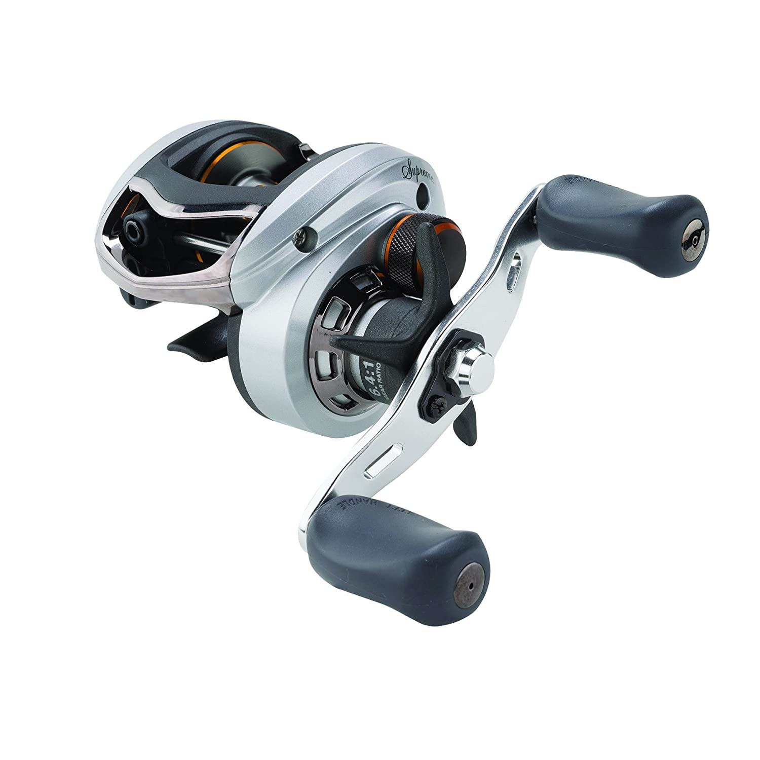 Pflueger Supreme Low Profile Baitcast Fishing Reel