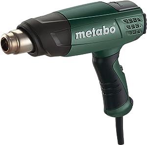 Metabo- Digital Programmable 2-Stage Variable Temp. Heat Gun 122/122-1, 200° F - 13.0 Amp (602365420 23-650), Heat Guns