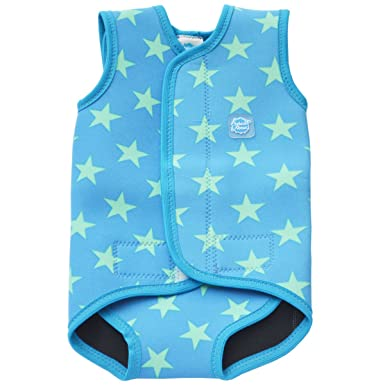 Splash About Baby Wrap Wetsuit Traje de Neopreno, Infantil ...