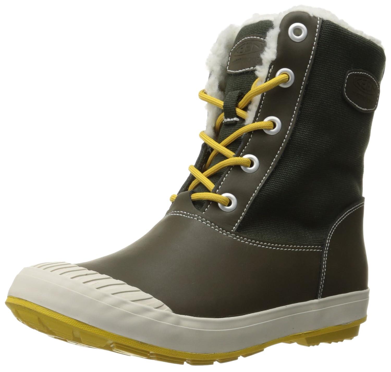 KEEN Women's Elsa Waterproof Winter Boot B019FCEDYC 9.5 B(M) US|Beluga