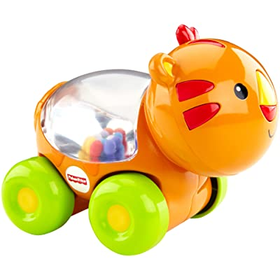 Fisher-Price Poppity Pop Tiger: Toys & Games