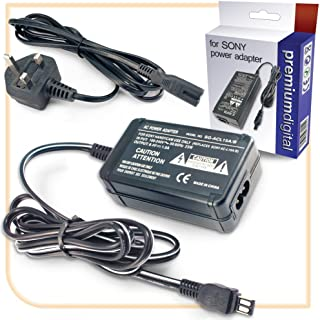 Sony DCR-TRV110E Replacement AC Power Adapter