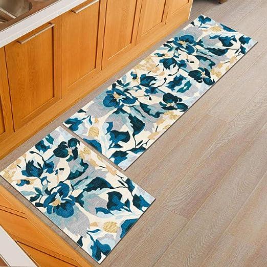 WTXD alfombras Cocina Antideslizante para Colocar Delante del ...