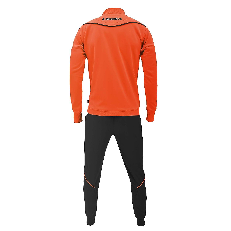 47fb12daa Legea Nigeria Tuono Tracksuit Training Long Sleeve T-Shirt  Amazon.co.uk   Sports   Outdoors