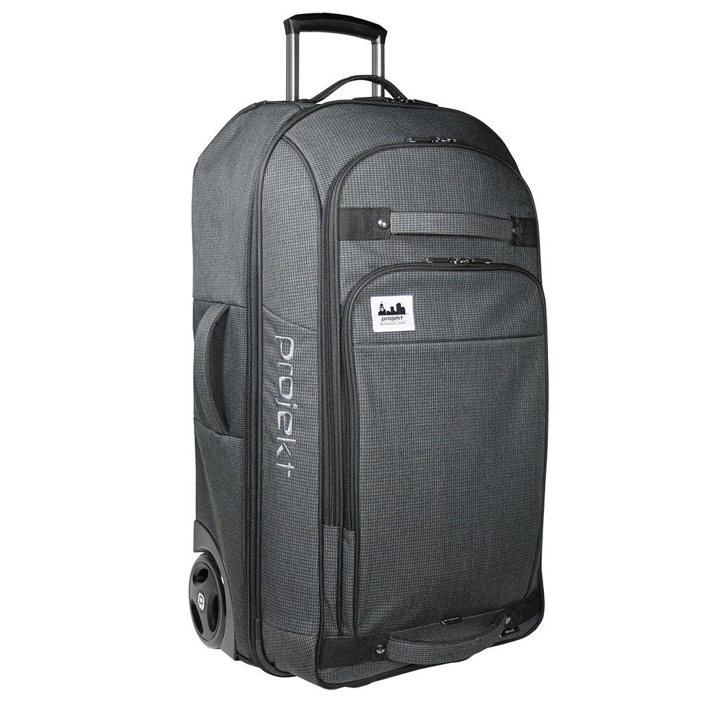 Projekt Red Eye - TSA Compliant Luggage - 29 Inch Wheeled Suitcase