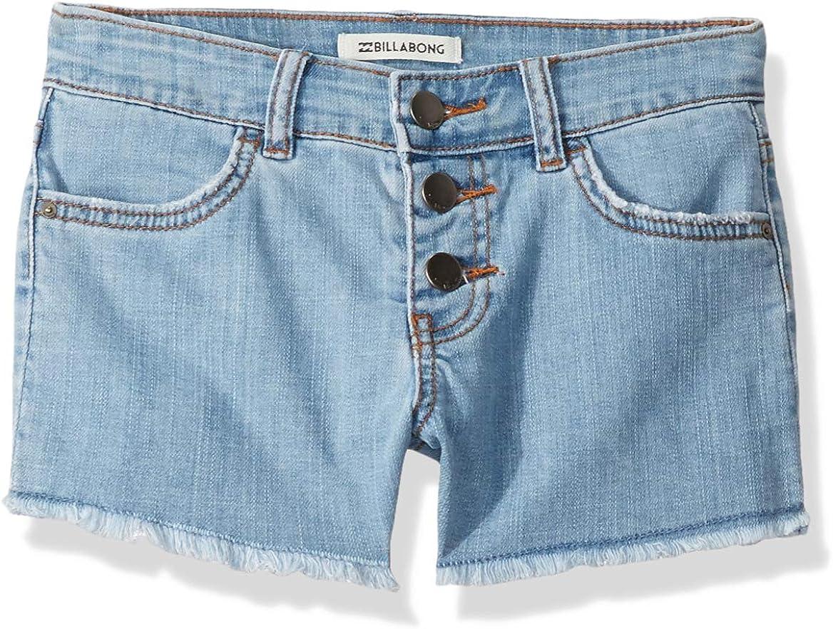 Billabong Girls Girls Buttoned Up Short