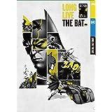 バットマン 80YEARS[3ポケット A4 クリアファイル]ポケットファイル/80周年記念 DCコミック