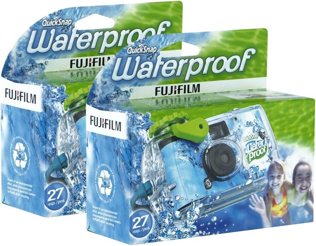 Disposable Underwater Waterproof Film Camera Fujifilm Fuji Film Cheap Cameras Best