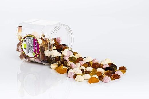 Golosinas Naturales Granel - Sweetfruit Bio MIX POPS - Bote de 1kg de Gominolas de Fruta ECOLÓGICA: Amazon.es: Alimentación y bebidas