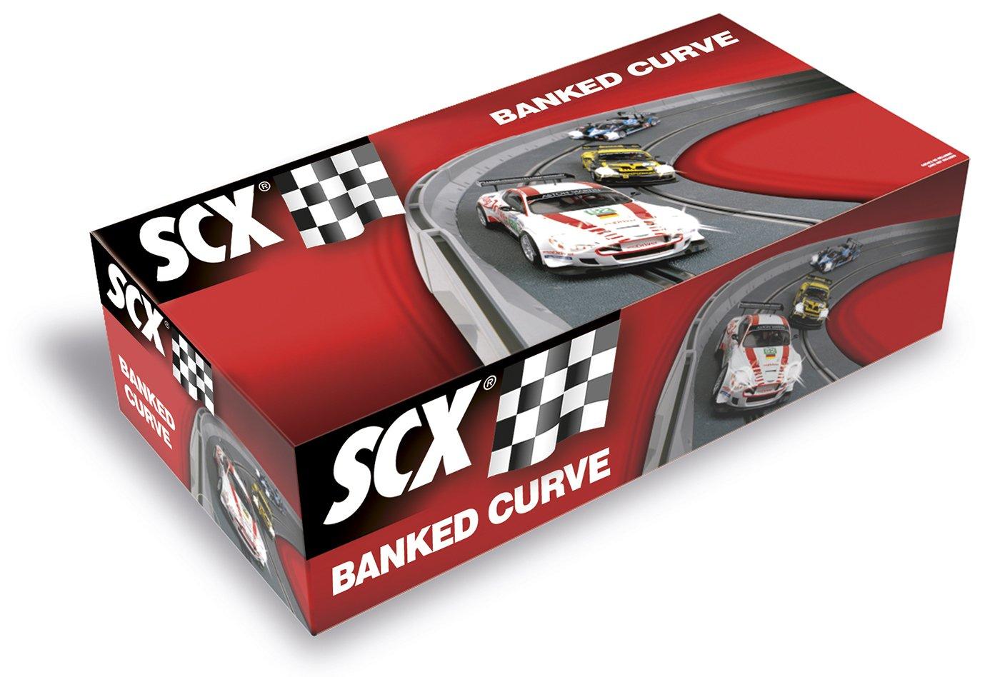 Scalextric Curva peraltada universal BX