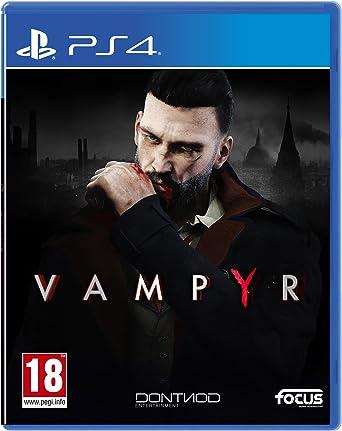Vampyr en Amazon