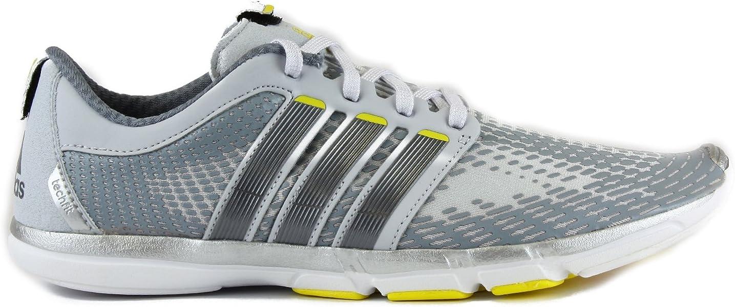 online retailer 67fe2 970ba adidas Adipure Gazelle Running Shoes - Clear greyNeo Iron (Men) - 8.5