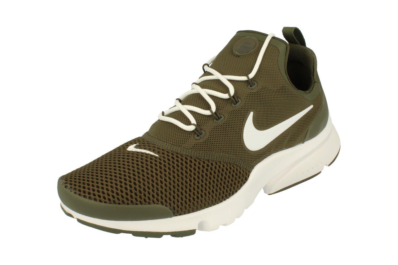 Nike Pánské Presto Fly Running Sneaker Boty Cargo Kahki Bílý 300 silně doporučeno J81734