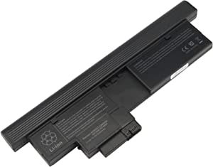 ARyee 5200mAh 14.8V Battery Laptop Battery Replacement for ThinkPad X200 Tablet, X200 Tablet 2263 X200 Tablet 2266, X200 Tablet 4184, X200 Tablet 7448, X200 Tablet 7449, X200 Tablet 7450