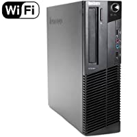 2016 Lenovo ThinkCentre M92p High Performance Desktop Computer, Intel Core i5 CPU up to 3.6GHz., 8GB DDR3 RAM, 500GB HDD, DVD, Windows 10 Professional (Certified Refurbished)