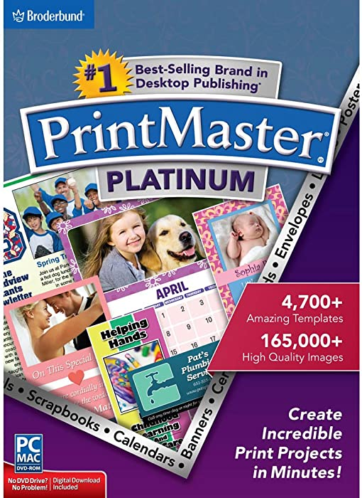 The Best Print Master Apple Software