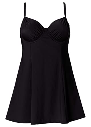 0c2b6c9035 Shaper Swim Dress  Amazon.co.uk  Clothing