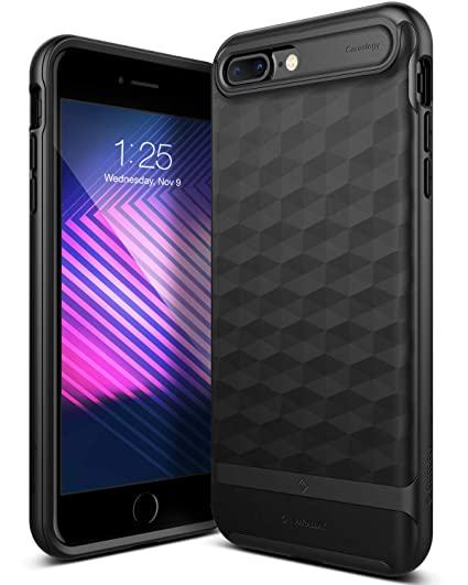 reputable site 8a9e7 9b630 Amazon.com: Caseology Parallax for Apple iPhone 8 Plus Case (2017 ...