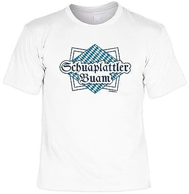 Cooles Bayrisches Volksfest T Shirt Bayrischer Dialekt