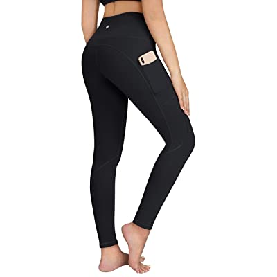 Amazon.com : ESPIDOO Women's High Waisted Yoga Pants, Tummy Control Workout Pants for Women, 4 Way Strench Leggings with Pockets : Clothing