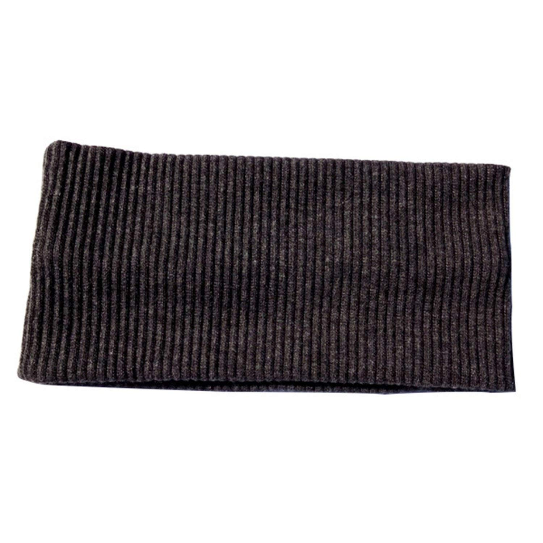 Winter Women Headband Turban Solid Knit Ribbed Warmer Ears Headband Wide Elastic Hair Bands Girls Lady Headband Headdress,style 2 green