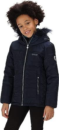 Regatta 'Westhill' Insulated Reflective Hooded Jacket Chaquetas acolchadas Unisex niños