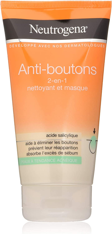 masque anti acne neutrogena