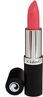 product image for Gabriel Cosmetics, Lipstick (Sheer Rose), 0.13 Ounce, Lipstick, Natural, Paraben Free, Vegan, Gluten-free,Cruelty-free, Non GMO, long lasting, Infused with Jojoba Seed Oil and Aloe