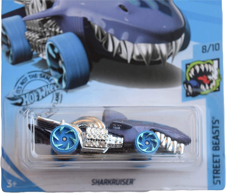 Hot Wheels Sharkruiser Treasure Hunt #231 HW Street Beast #8 of #10 Purple VHTF!
