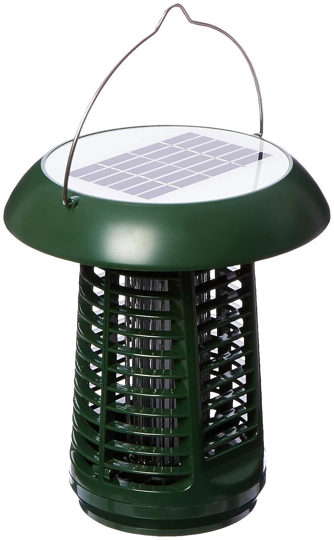 Amazon.com : NK63 Solar-Powered UV Bug Zapper, Insect Killer & LED ...