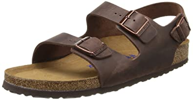 bba86bb4d431 Birkenstock Women s Milano SFB Leather