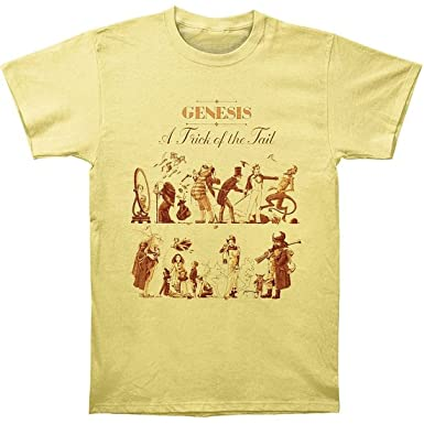 Genesis A Trick of the Tail Fitted T-Shirt  Amazon.fr  Vêtements et ... 96114acf6