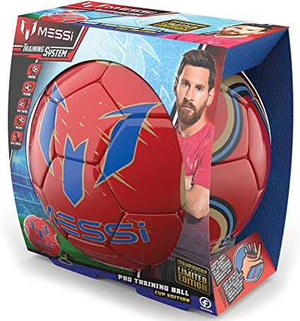Messi Training Pro - Pelota de Entrenamiento: Amazon.es: Juguetes ...