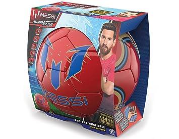Messi Training Pro - Pelota de entrenamiento  Amazon.es  Juguetes y ... 29b4e3ac13468