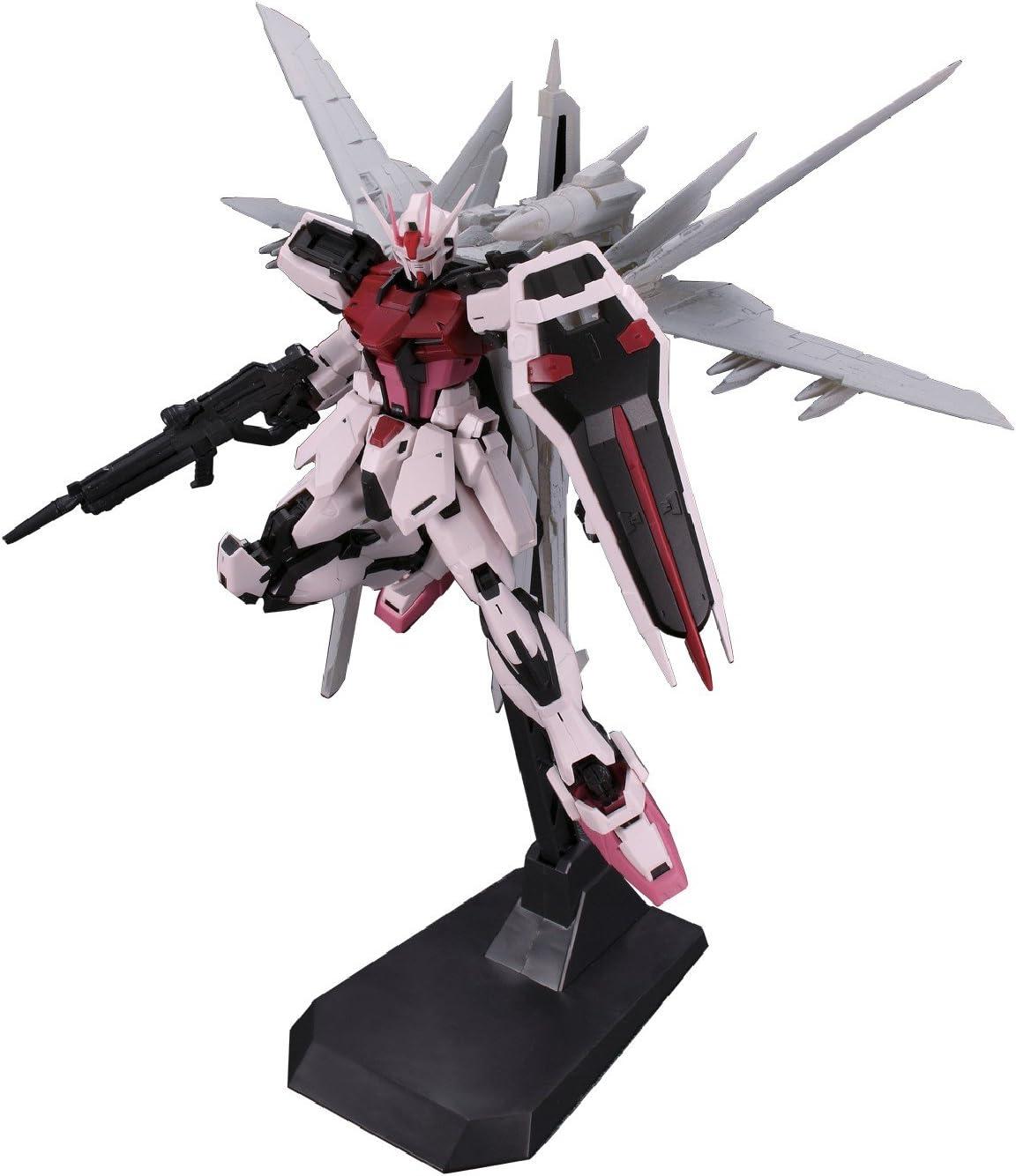 RM 1//100 Scale Action Figure Model Kit Bandai Hobby MG Aile Strike Gundam Ver