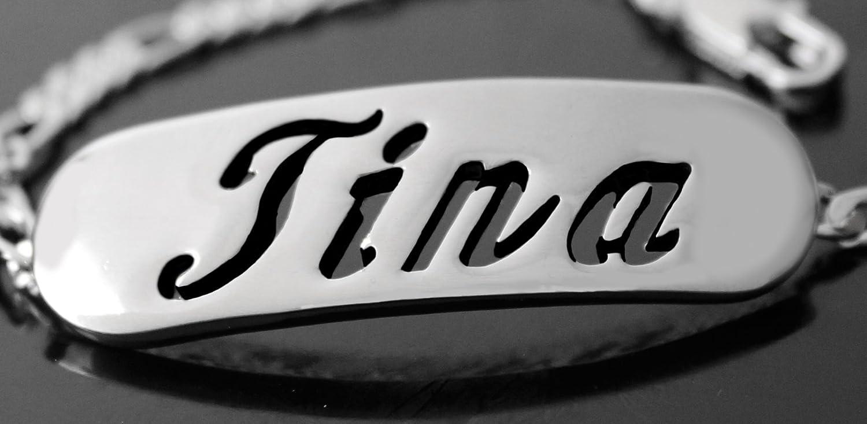 Zacria TINA 18K White Gold Plated Gift Set