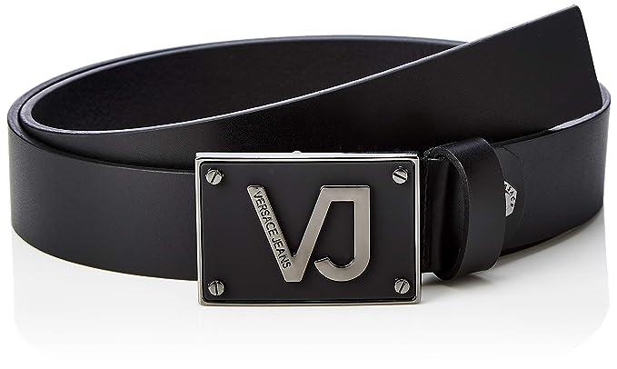 nuovo arrivo 45ca7 7bb9d Versace Jeans Belt Cintura Uomo: Amazon.it: Abbigliamento
