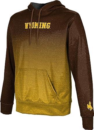 School Spirit Sweatshirt ProSphere University of Wyoming Girls Pullover  Hoodie Gradient Active Active Sweatshirts