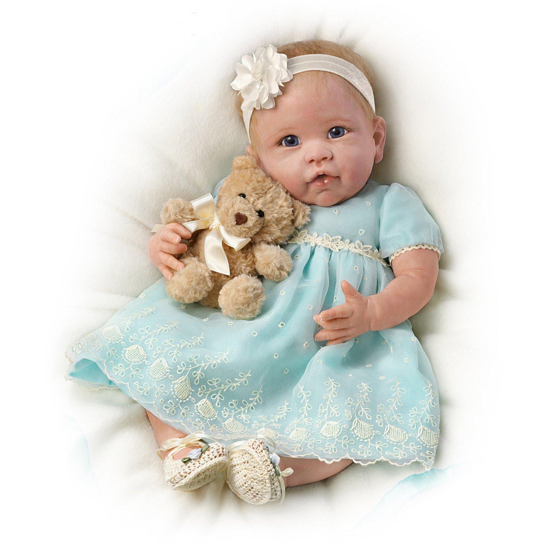 Linda Murray You Are So Beautiful Lifelike So Truly Real Baby Doll: Ashton Drake by The Ashton-Drake Galleries by The Ashton-Drake Galleries
