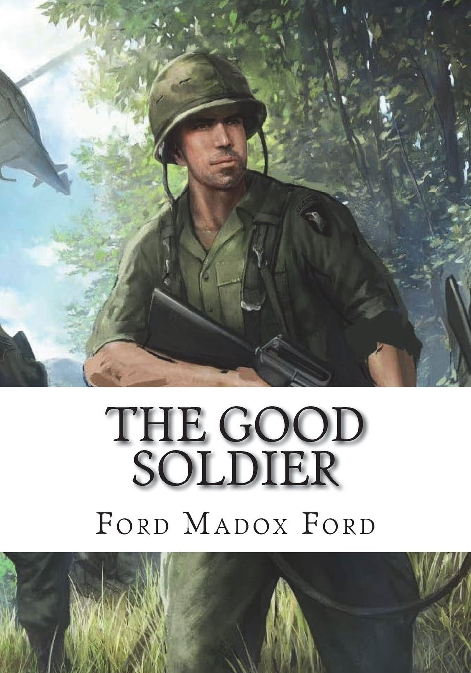 Read Online The Good Soldier pdf epub