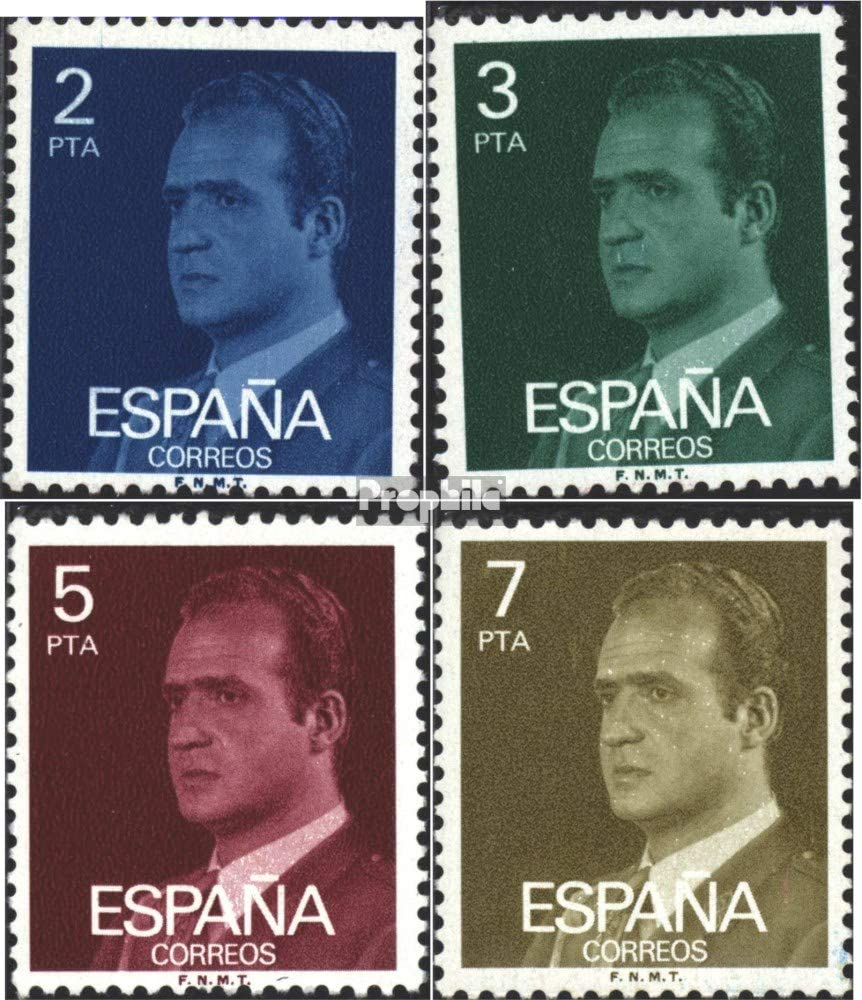 Prophila Collection España Michel.-No..: 2238y-2241y (Completa ...
