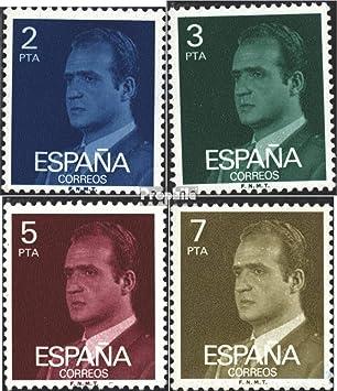Prophila Collection España Michel.-No..: 2238y-2241y (Completa ...