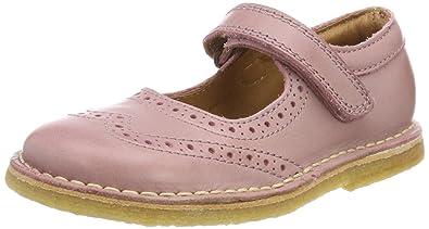 7164a8cf2f8 Bisgaard Mädchen 80203118 Geschlossene Ballerinas: Amazon.de: Schuhe ...